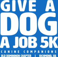 Give a Dog a Job 5k run/walk