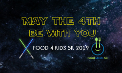 May The 4th Be With You Virtual 5k