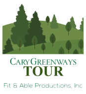 Cary Greenways Tour Logo