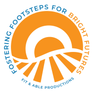 Fostering Footsteps for Bright Futures Logo
