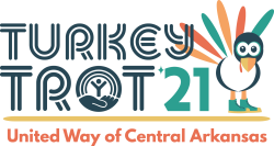 United Way of Central Arkansas Turkey Trot 5k and Kid's Gobble Wobble 1-Mile Presented by Conway Regional Health System