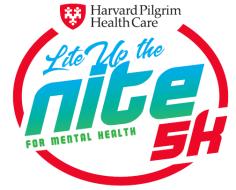 2021 Harvard Pilgrim Health Care Lite Up The Nite for Mental Health 5K
