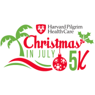 Harvard Pilgrim Health Care Christmas In July Virtual 5K