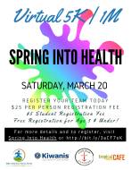 2021 Spring Into Health