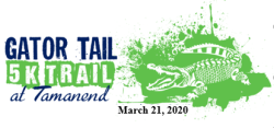 NTCC's Gator Tail 5K Trail at Tamanend