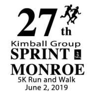 Sprint for Monroe 5K Run/Walk