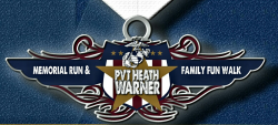 Pvt. Heath Warner Memorial Run-Running to Remember