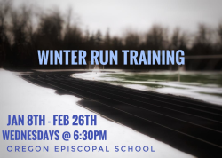Healthy Girl 8 Week Winter Race Series (PM Session)