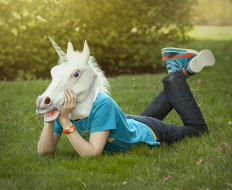 Born to Be a Unicorn, An Awesomesauce Event - POSTPONED