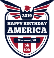 Happy Birthday America 5k & 10k