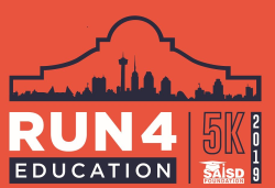 SAISD Foundation Run 4 Education at Alamo Stadium