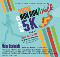 2020 Nun Run/Walk 5K