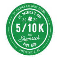 St. Patrick's Day 5/10K and Kids Run