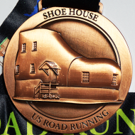 8th Annual Shoe House 5 Miler