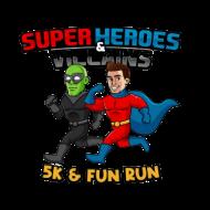 Super Heroes & Villain's 5k Run/Walk