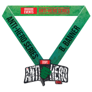 Anti-Hero Series: Bruce Banner Trail Races