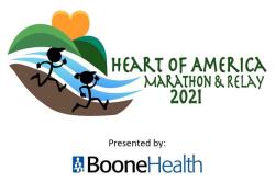 Heart of America Marathon & Fun Team Relay Logo