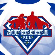 2nd Annual Superhero Run of Henry  5K - 10K - 1M