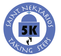 St. Nektarios Taking Steps 5k