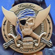 7th Annual Pirate 5K and 10K - Harrisburg (L)