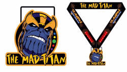 The Villainous Series: The Mad Titan Races & Official GORUCK Division