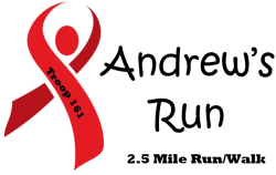 First Annual Andrew's Run