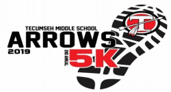 Tecumseh Middle School Arrows 5k