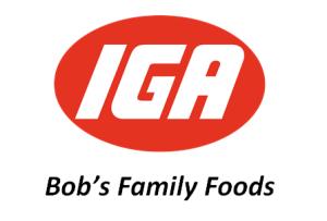 IGA - Bob's Family Foods