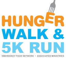 Hunger Walk & 5K Run