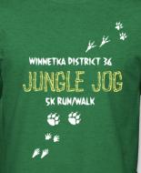 Winnetka District 36 Jungle Jog 5k