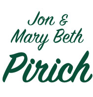 Jon and Mary Beth Pirich