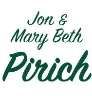 Jon and Mary Beth Pirich