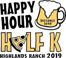 2019 Happy Hour Half K- SOLD OUT