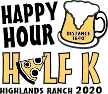 2020 Happy Hour Half K- CANCELLED
