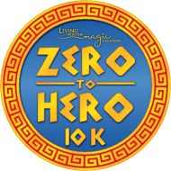 ZERO TO HERO 10k - Hosted by Living With The Magic Vacations