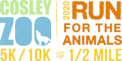 Cosley Zoo Virtual Run for the Animals 2020