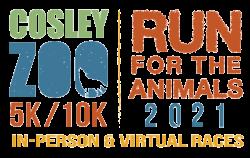 Cosley Zoo Virtual Run for the Animals 2021