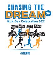 Chasing the Dream 5K -MLK Day Celebration