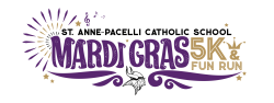 St. Anne-Pacelli Mardi Gras 5k
