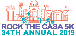 Rock the CASA 5K and Fun Run/Walk