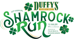 Duffy's 44th Annual Shamrock Run