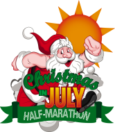 Christmas in July Half Marathon and 5K Chicago