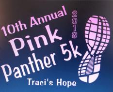 2019 Pink Panther 5k
