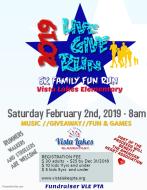 Vista Lakes Elementary 5k Family and Friends Fun Run