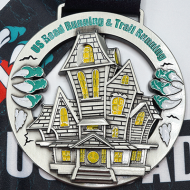 5th Annual City Island Haunted House 5K & Half Marathon (L)