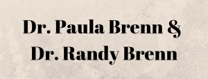 Dr. Paula Brenn and Dr. Randy Brenn