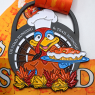 7th Annual City Island Pie Gobbler 5K & 10K (L)