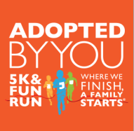 5th Annual Adopted By You VIRTUAL 5K & Fun Run