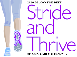 Johns Hopkins Kelly Gynecologic Oncology Service 5th Annual VIRTUAL Below the Belt - Stride and Thrive 5k and 1 Mile Walk