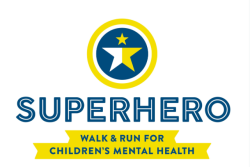 Superhero Walk & Run for Children's Mental Health